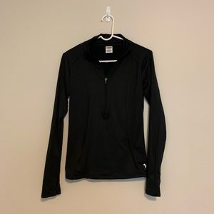 🔥2/$30 - NWOT VS Pink Athletic Quarter Zip
